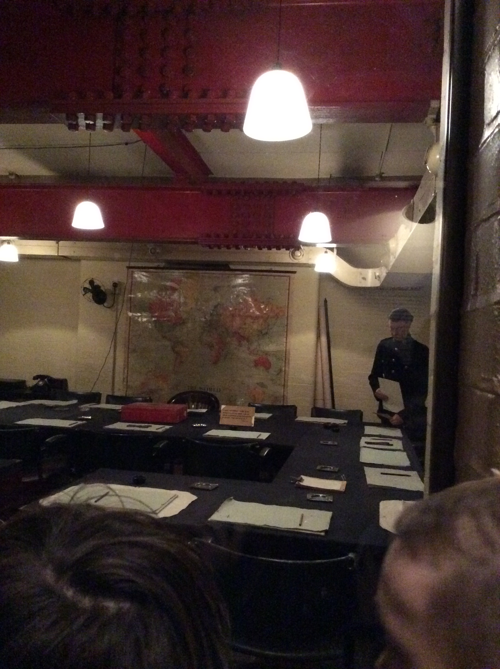 Cabinet War Museum Churchill Museum And Cabinet War Rooms Class 5s Blog