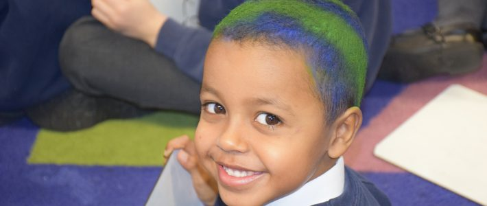 Bad Hair Day at Cathedral School