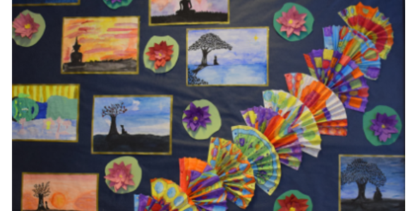 World Faiths Week Displays