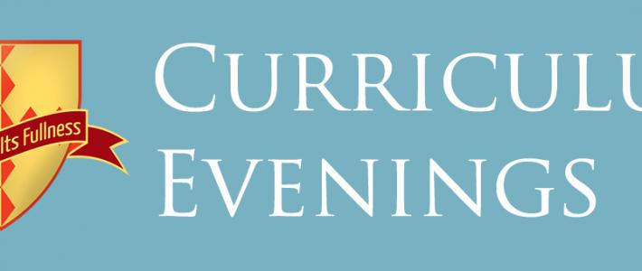 Curriculum Evenings