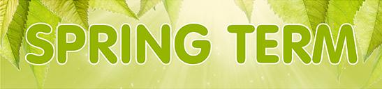 SpringTerm – Nursery's Blog